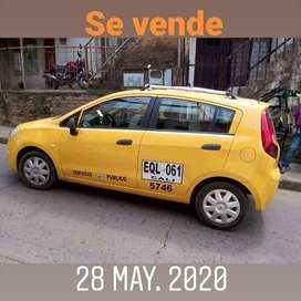 Taxi en buen estado