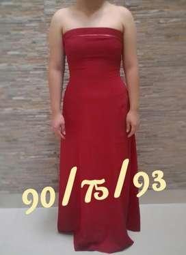 vestido de promoción