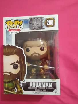 Funko Pop Acuaman 205 Justice League