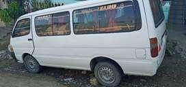 Venta de fulboneta   15 pasajero a diesel matricutla al dia