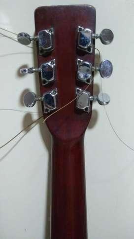 Guitarra acústica Ária Jumbo