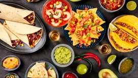 Chef/Cocinero de comida mexicana