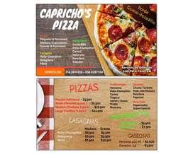 Se necesita pizzero con experiencia certificada