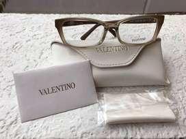 Marco de Lentes de mujer Marca Valentino: Nuevos $120
