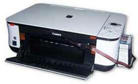 Recarga Impresoras Canon