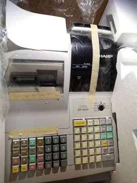 Caja Registradora Electronica SHARP