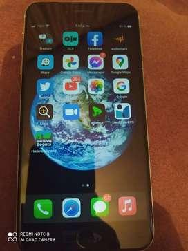 Iphone 6s plus vendo o cambio