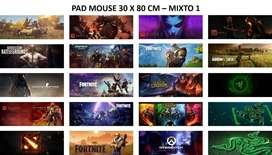 PAD MOUSE 30X80 CM-MIXTO