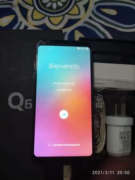 LG Q6 (M700AR) platinum