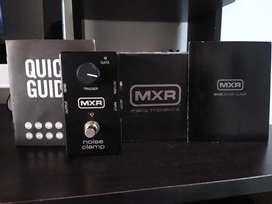 Pedal guitarra electrica MXR M195 NOISE CLAMP.