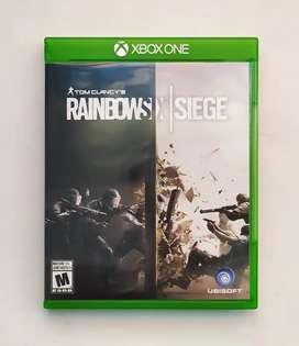 Tom Clancy's Rainbow Six Siege Xbox One Nuevo Fisico