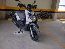 Yamaha BWS como nueva 2013