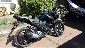 Moto Yamaha FZ16, Año 2013, 17.500 Km. OPORTUNIDAD-COMO NUEVA