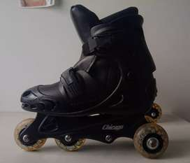 Patines Chicago (usados 2 meses)