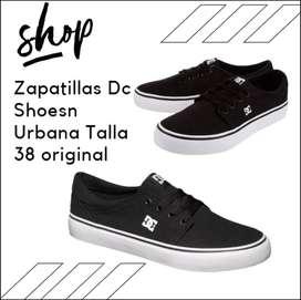 Zapatillas Dc Shoes Talla 38
