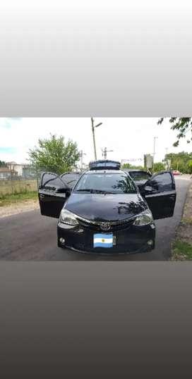 Toyota ETIOS XLS 2015