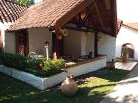Alquilo vacaciones cabaña Carmen de Apicalá