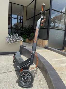 Espectacular Scooter - Patineta Electrica INOKIM