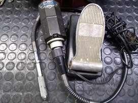 Torno sabilex antiguo de colgar 1/10 hp