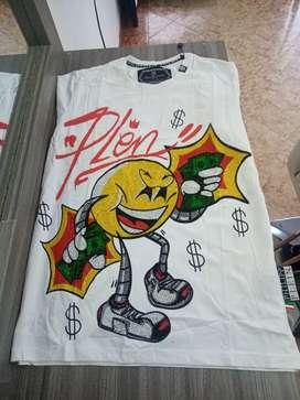 Camisetas de Philip plein