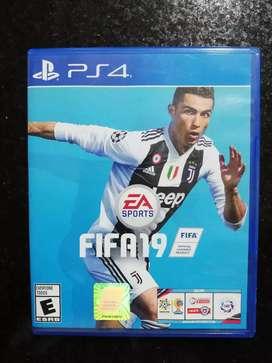 Vendo Fifa19