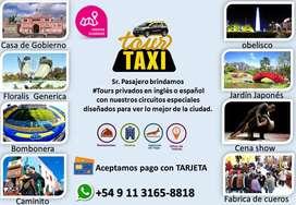 Citytour buenos aires  con #ToursTaxi