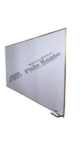 Tablero acrílico grande, 2.43 m² x 1.22 m² perfil en aluminio, envió gratis a nivel nacional