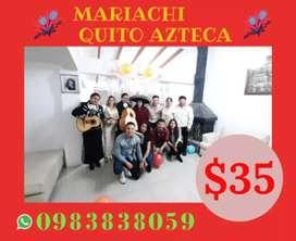 MARIACHIS SHOW EN QUITO LA ARCADIA