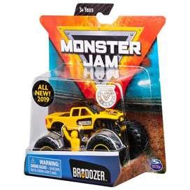 Spin Master - Monster Jam Monster Jam Official Brodozer