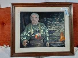Excelentes pinturas al óleo y demas