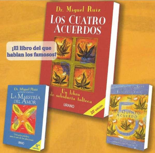 Los Cuatro acuerdos, el quinto acuerdo colección 0