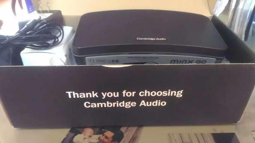 Parlante cambridge audio 0