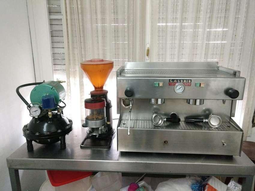 Cafetera 2 Bocas Lagorio 0