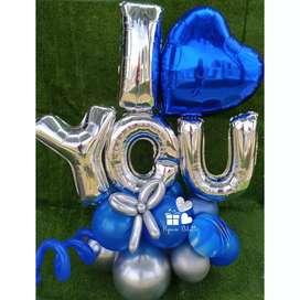 Bouquet de globos