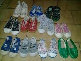 Zapatillas Niños Y Niñas