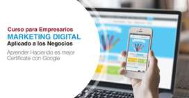 CURSO DE MARKETING DIGITAL DESDE CERO