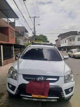 Camioneta Kia Sportage