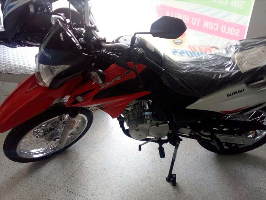 Suzuki Dr150 0