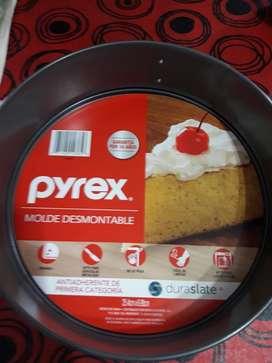 Tortera Desmontable Antiadherente Pirex