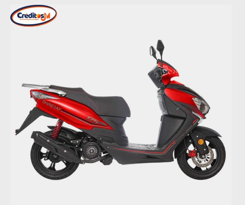 Motoneta Shineray CITY MAX 175cc (2021) 0