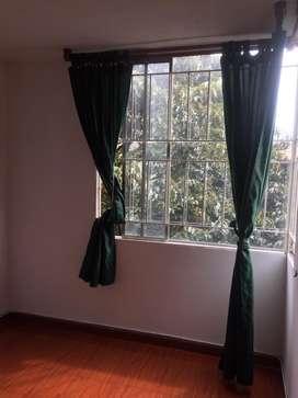 Se arrienda habitacion con closet, baño y cocina compartidos, preferiblemente dama