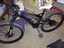 Vendo o Cambio Bicicleta Acrobatica Montañera Original De Marca Oxford Modelo Benji
