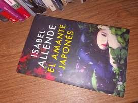 EL AMANTE JAPONÉS- ISABEL ALLENDE