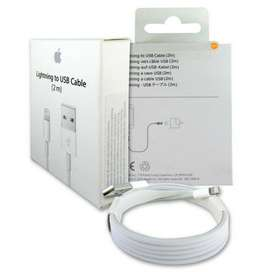 Cable de Datos y Carga IPHONE 12 - Iphone 12 Pro - Iphone 12 PRO MAX - BOX sellado ( 2 mtrs )