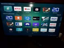 Smart TV 49 pulg BGH