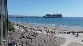 as54 - Departamento para 2 a 3 personas en Puerto Madryn