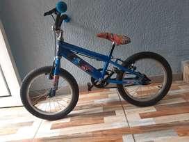 Cambio o vendo Bicicleta niño rin 16