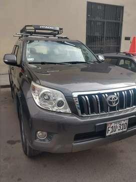 Toyota Prado 4x4 segunda mano  Perú