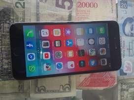 Vendo o cambio un iphone 6plus de 128 gb con un samsung de mismo valor o mas dinero ami favor