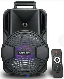 Cabina De Sonido Recargable Connor Bluetooth Parlante (NUEVA).